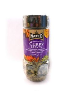 Natco Curry Leaves [Kari Patta] [Jar] | Buy Online at the Asian Cookshop